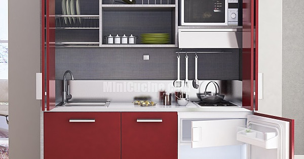 Beautiful Cucina A Scomparsa Prezzi Gallery - Ideas & Design 2017 ...