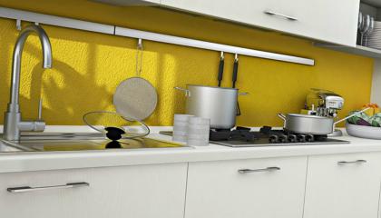 cucine a vista componibili