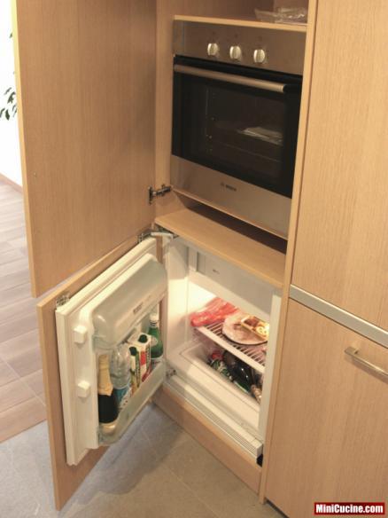 Cucina a scomparsa per monolocale 5
