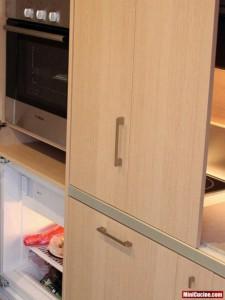 Cucina a scomparsa per monolocale 9