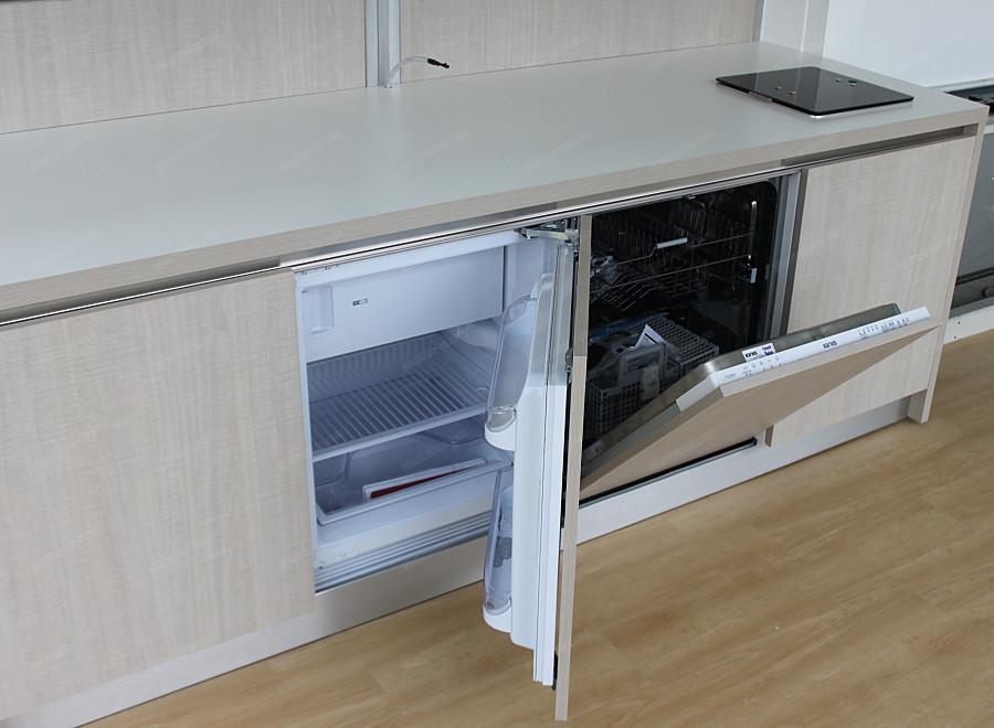 Cucine su misura 9 mini cucine moderne per piccoli spazi - Cucine piccoli spazi ...