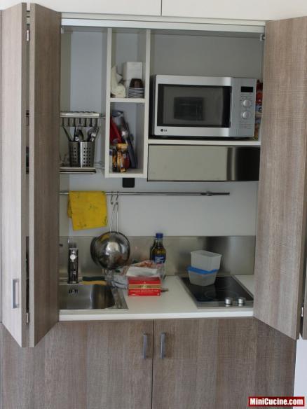 Mini cucina per ufficio 9 - Mini cucine a scomparsa ...