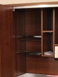 Monoblocco cucina in ambiente classico 7