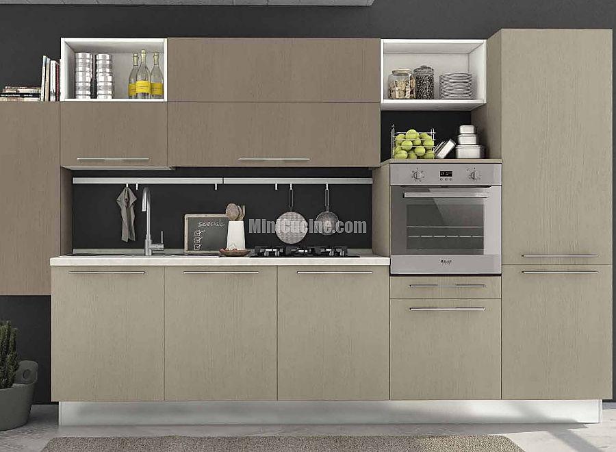 Cucine moderne componibili a vista - Esempi di cucine moderne ...