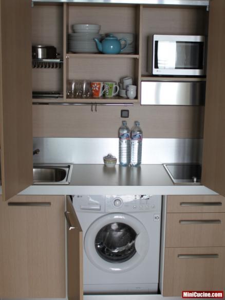 Cucina piccoli spazi affordable cucine componibili for Piccoli layout di cucina per cabina