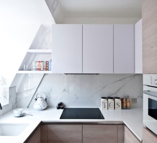 Soluzioni Cucina Piccola | Mini Cucine moderne per piccoli spazi