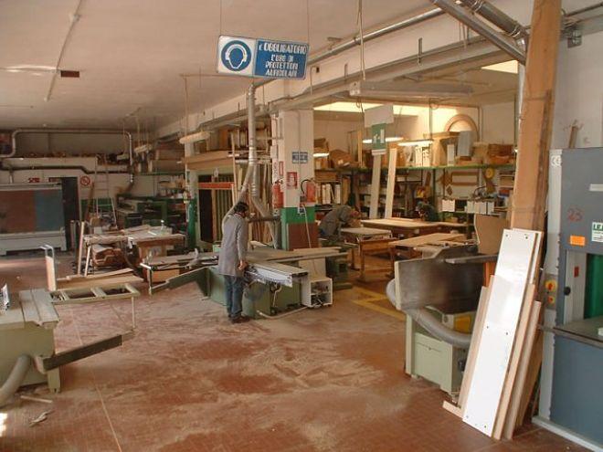 Produzione cucine monoblocco e cucine a scomparsa