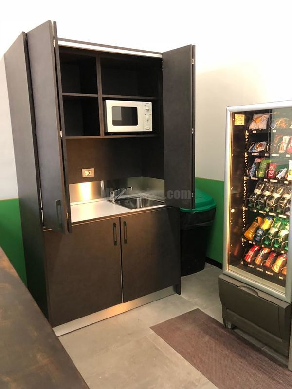 Mini cucina da cm. 124