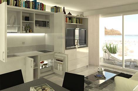MiniCucine, cucine a scomparsa compatte per piccoli spazi