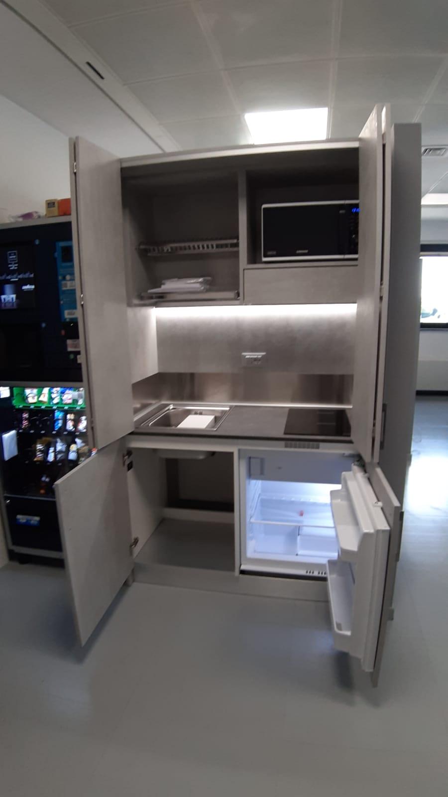 cucina per ufficio