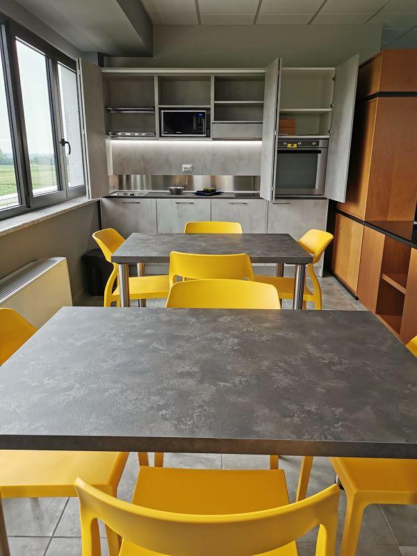 Mini Cucina da ufficio